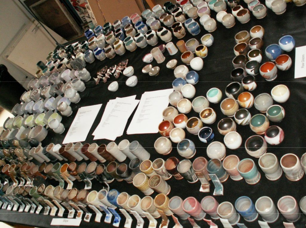 Colour in Salt Glaze Research
