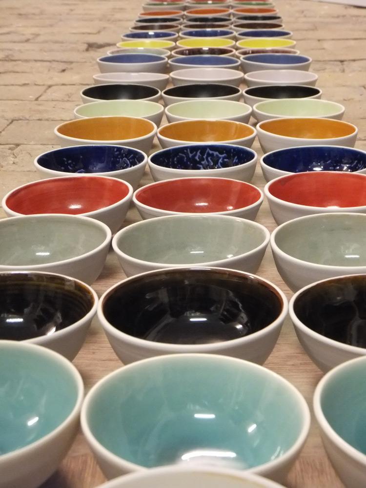 Ceramic Installations - Enquiry 99