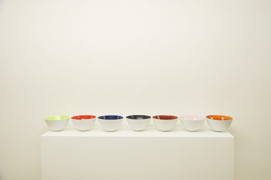 Ceramic Installations - Colour and Memory