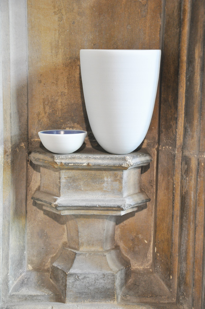 Ceramic Installations - Gloucester Cathedral