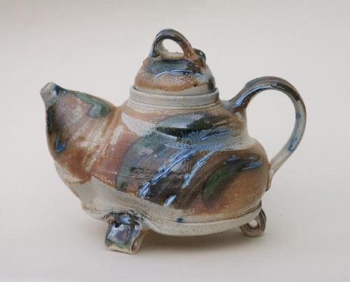 Salt Glaze Archive - Teapot